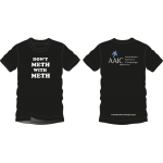 Don't Meth With Meth - T-shirt