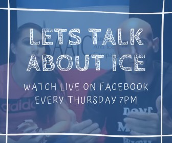 Lets Talk About Ice: Watch Live on Facebook every Thursday from 7PM